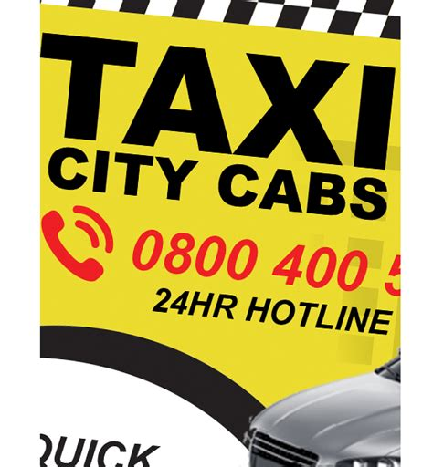 Free Taxi Flyer Templates taxi flyer template design free on behance