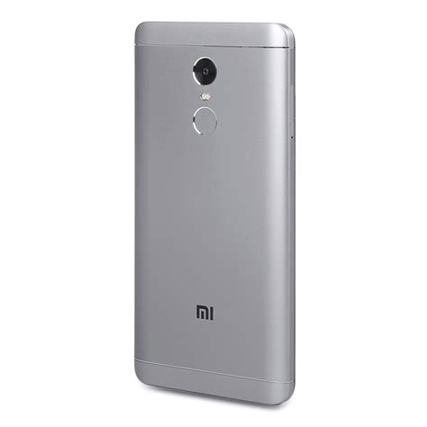 Hp Xiaomi Redmi Note 4x Grey New 4g Global Miui 8 Ram 3gbrom 16gb xiaomi redmi note 4x 3g ram 16gb rom smartphone sliver gray
