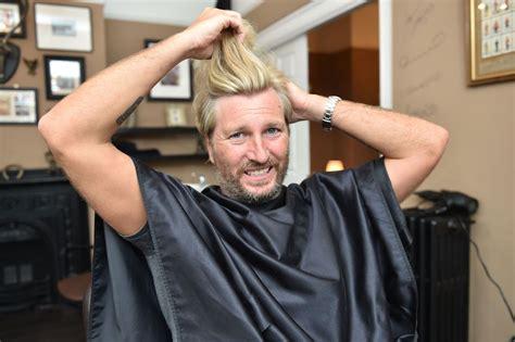sevarge haircut robbie savage haircut you have definitely never seen