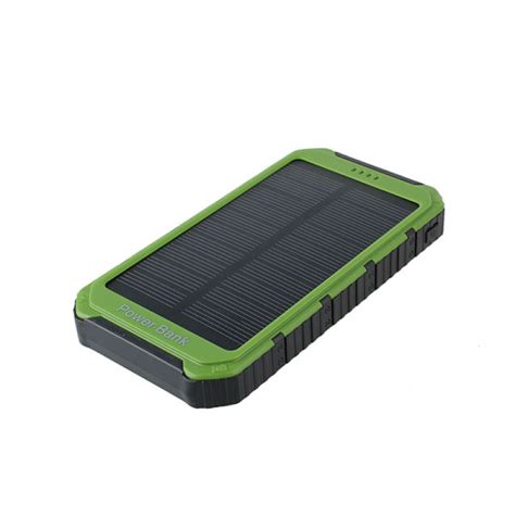 external usb battery charger buy 20000mah dual usb portable external solar battery