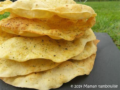 galettes croustillantes de pizza ultra maman tambouille