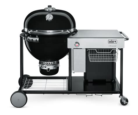 Webe 6 In 1 weber summit charcoal grilling center 18501001 bbq