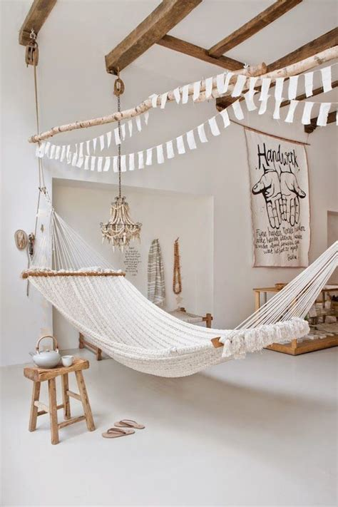hammock in room 18 indoor hammocks to take a relaxing snooze in any time