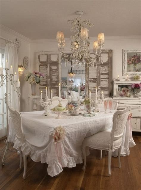Synonyms For Dining Room by 50 Shabby Chic Dining Room Ideas That Every Will