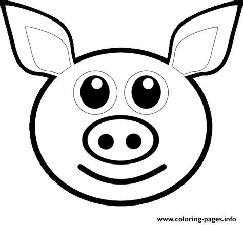 coloring page emoji pig emoji coloring pages printable