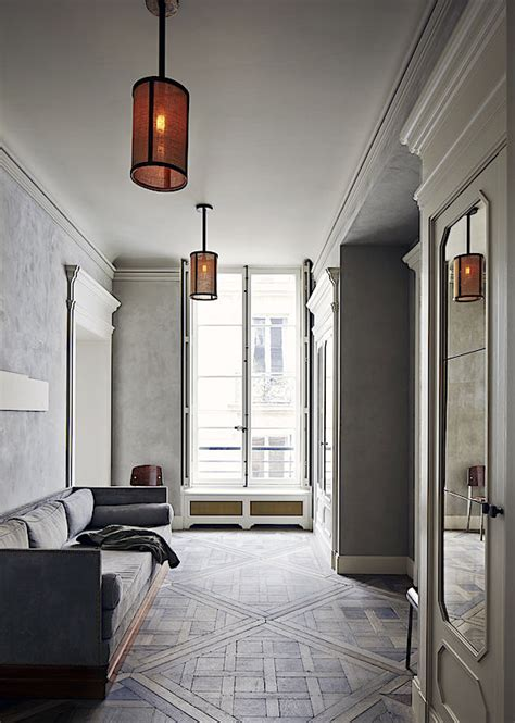 Kitchen Design Apartment bellechasse apartment the designphile