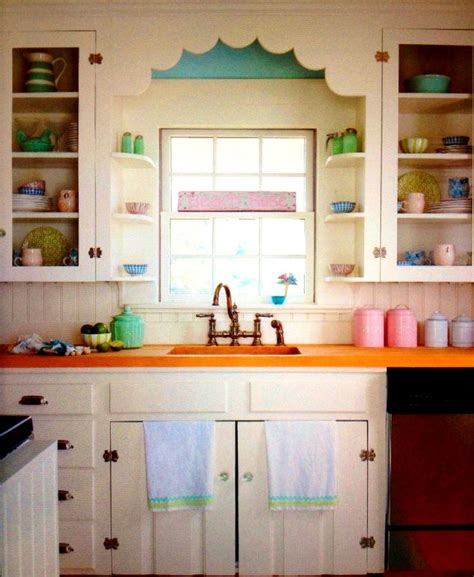 cottage style shelves cottage style kitchen great idea for a window with a