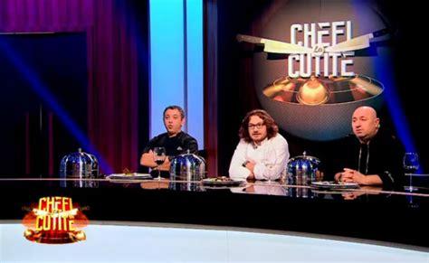 Cl艫titele Cu Care Chef imagini inedite la quot chefi la cu螢ite quot c艫t艫