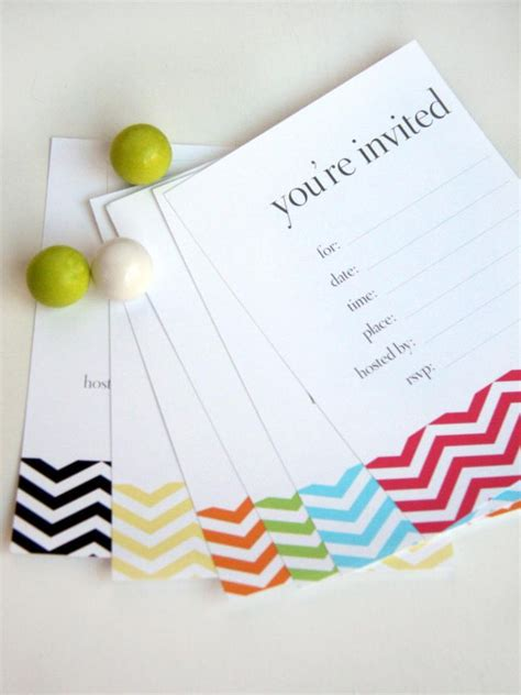 free invitations to print 15 free printable birthday invitations for all ages