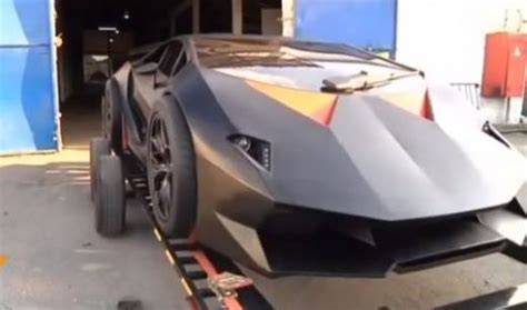 Make Your Own Lamborghini Who Saves 2 Million For A Lamborghini When You Can Make