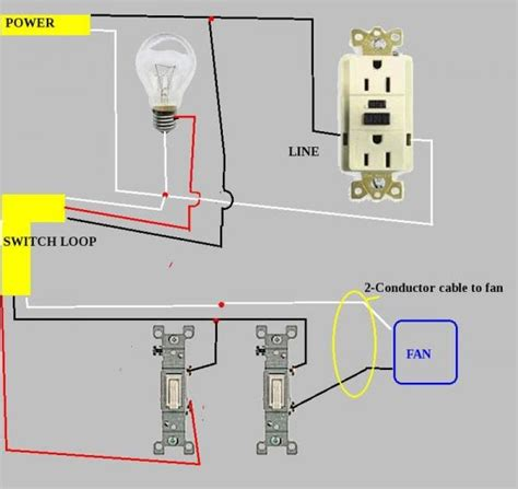 5 best images of basic electrical wiring diagrams bathroom