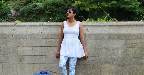 travelling fashion look fantastic in floral denim travel style floral print jeans fashion panache