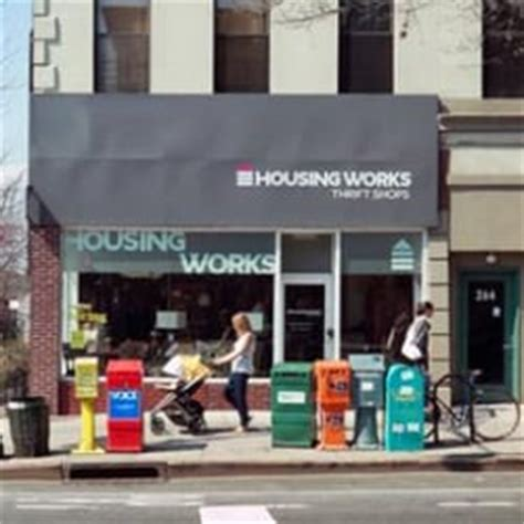 shop housing works housing works thrift shop used vintage consignment park slope brooklyn ny