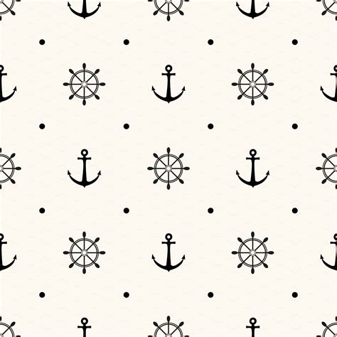 nautical pattern background 10 anchor monochrome patterns monochrome pattern and