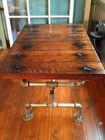 repurposed wood furniture reclaimed wood furniture coffee table galvanized pipe
