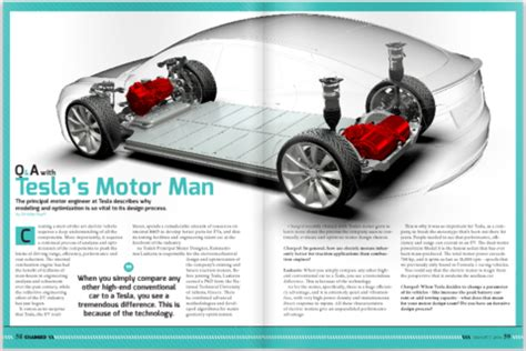 Does Tesla A Gas Engine Tesla S Motor An With Tesla Motors Lead