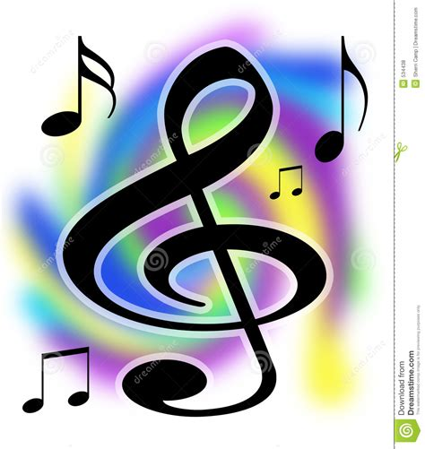 Nice Popular Choir Songs For Church #4: Colorful-musical-notes-treble-clef-music-notes-illustration-534438.jpg