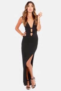 Dres Cutout black dress maxi dress cutout dress 49 00