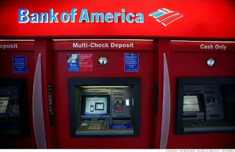 bank of america atm bank of america foreign atm fee