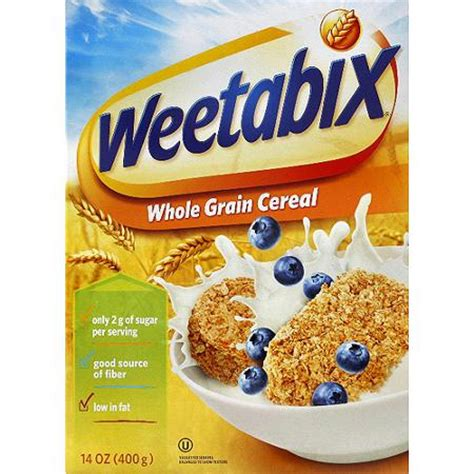 whole grain 10 grain cereal weetabix whole grain cereal 14 oz pack of 12 walmart