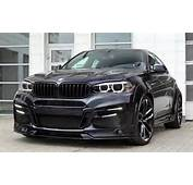Gallery Lumma BMW X6 Looks Dope In Black  Motorward