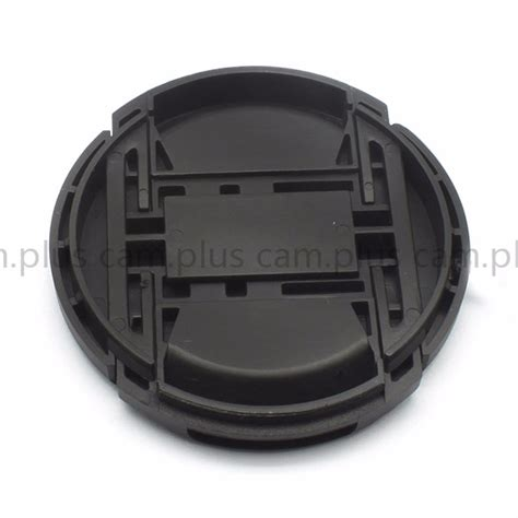 Lenscap 52mm For Canon plastic black 52mm snap on lens cap for canon 52mm
