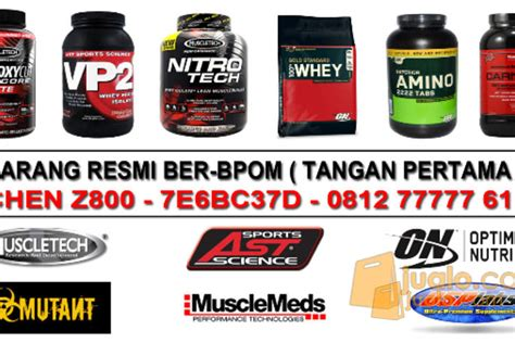 Jual Suplemen Fitnes Distributor daftar suplemen fitnes terbaik july 2011