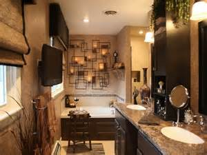 cuartos de ba 241 o rusticos 50 ideas con madera y piedra 25 best ideas about small bathroom decorating on