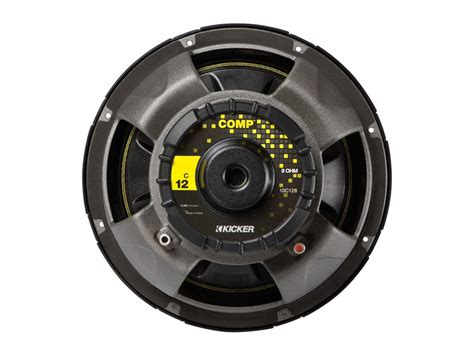 Kickers Safety 12 comp 12 inch subwoofer kicker 174