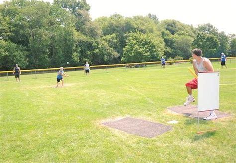 backyard wiffle ball games wiffleball tournament a hit in stoughton brockton ma