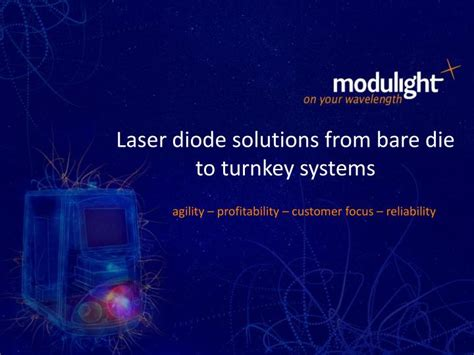 laser diode ppt presentation ppt laser diode solutions from bare die to turnkey systems powerpoint presentation id 5003057
