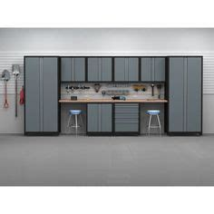 Garage Cabinets On A Budget 1000 Images About Garage Ideas On Garage