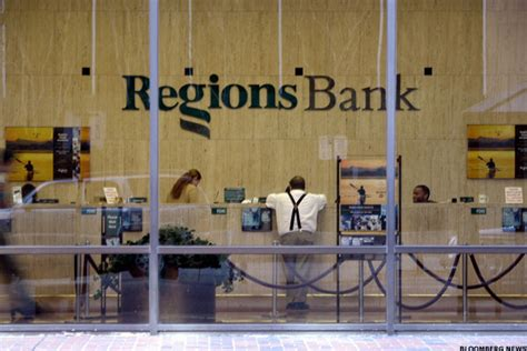 regions bank stock regions financial is today s bank stock loser thestreet