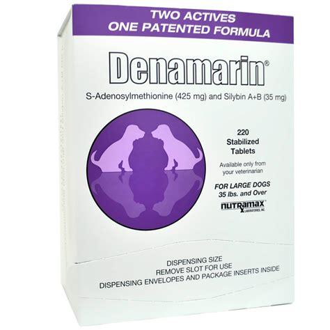 denamarin for large dogs denamarin for large dogs 35 lbs 425 mg 220 tabs