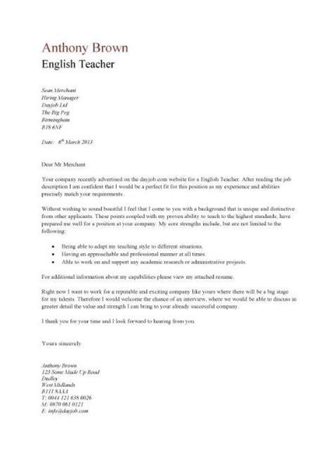 English teacher resume template, CV, examples, teaching
