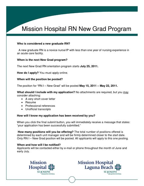 nursing cover letter exles new grad sle resume for fresh graduate without experience sle