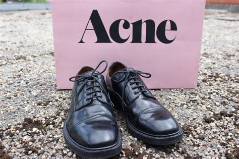 acne studios shoes acne studios shoes new in justkvn