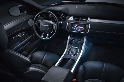 land rover evoque interior 2016 range rover evoque shows look diesel engine