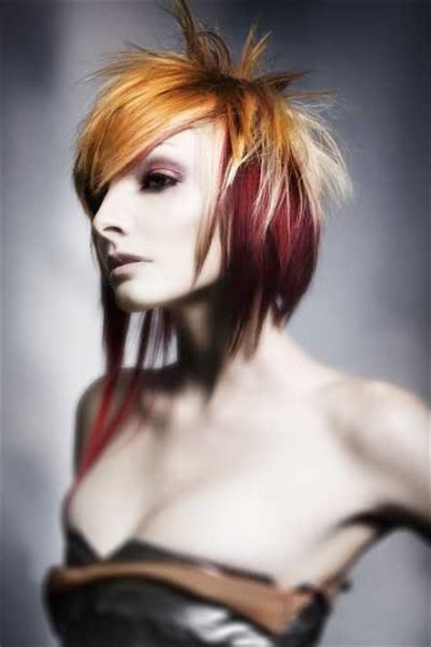 emo punk hairstyles punk haircuts for girls with long hair katy perry buzz