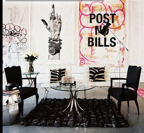 punk home decor another great punk rock interior rock n roll interiors