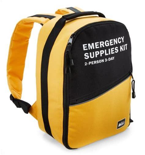rei co op emergency kit   rei co op