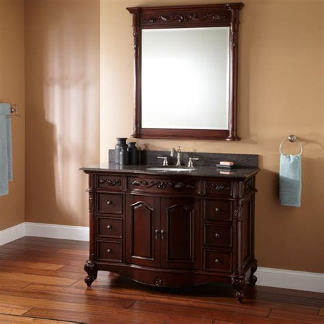 provence sink vanity 48 quot provence vanity for undermount sink bathroom
