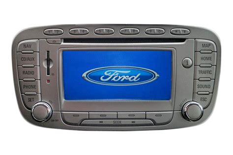 Ford Navigation by Ford Galaxy Navi Reparatur