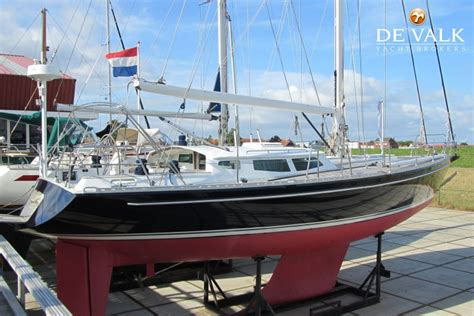 zeiljacht koopmans te koop concord 47 koopmans zeilboot te koop jachtmakelaar de valk