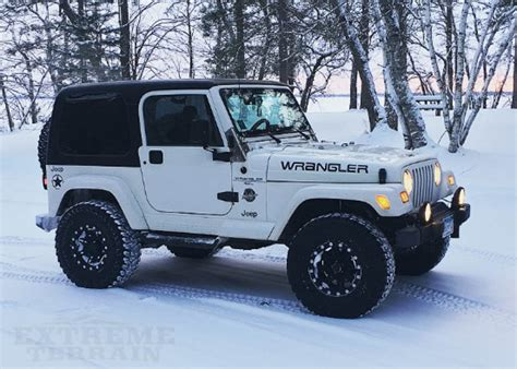 jeep wrangler snow tires choosing the best jeep wrangler tires for off road on