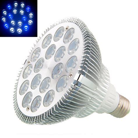 Led Plant Light Bulbs 2x E27 Grow Lighting Led Bulb L 54w Led Grow Lights Aquarium Plant Led Light 18x3w Coral Reef