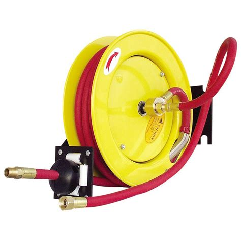 cbell hausfeld 50 ft retractable hose reel pa500400av