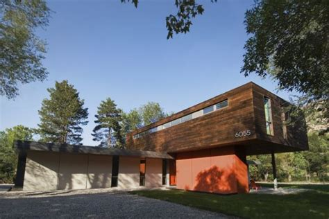 contemporary cantilever house design by paris architects 20 beautiful and modern cantilevered buildings from all