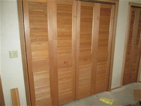 Special Order Alder Louvre Bifold Doors From Bayer Built Special Order Interior Doors