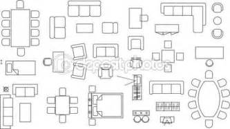 Furniture Icons For Floor Plans Chair Building School Bird Nesting House Plans Furniture